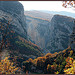 Lumière de Novembre au couloir de Samson par myvalleylil1 - Rougon 04120 Alpes-de-Haute-Provence Provence France