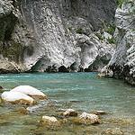Au fond du canyon par myvalleylil1( in vacation for 2 weeks) - Rougon 04120 Alpes-de-Haute-Provence Provence France