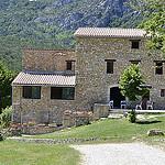 La Bergerie de Faucon par Jean NICOLET - Rougon 04120 Alpes-de-Haute-Provence Provence France