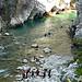 Jeux d'eau dans les gorges du Verdon par myvalleylil1 - Rougon 04120 Alpes-de-Haute-Provence Provence France
