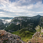 Gorges du Verdon version mystique by  - Rougon 04120 Alpes-de-Haute-Provence Provence France