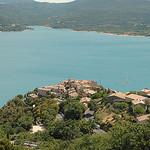 Lac de Sainte Croix by M.Andries - Sainte Croix du Verdon 04500 Alpes-de-Haute-Provence Provence France