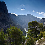 Panorama sur le verdon by Karsten Hansen - Sainte Croix du Verdon 04500 Alpes-de-Haute-Provence Provence France