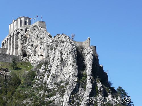 Citadelle de Sisteron par SUZY.M 83