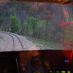 Driving the train par Sebmanstar - St. Andre les Alpes 04170 Alpes-de-Haute-Provence Provence France