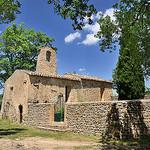 Chapelle Saint-Jean - Saint-Jeannet par Charlottess - St. Jeannet 06640 Alpes-de-Haute-Provence Provence France