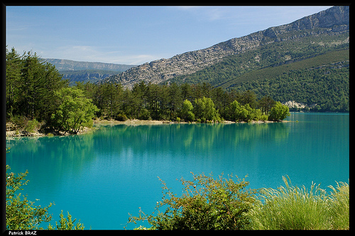 Lac de Castillon by Patchok34