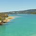 Lac de Sainte Croix et son eau turquoise par pizzichiniclaudio - Sainte Croix du Verdon 04500 Alpes-de-Haute-Provence Provence France