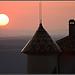 Couché du Soleil sur le plateau de Valensole par Rhansenne.photos - Sainte Croix du Verdon 04500 Alpes-de-Haute-Provence Provence France
