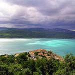 Le Lac de Sainte-Croix en Provence par woll_gras - Sainte Croix du Verdon 04500 Alpes-de-Haute-Provence Provence France