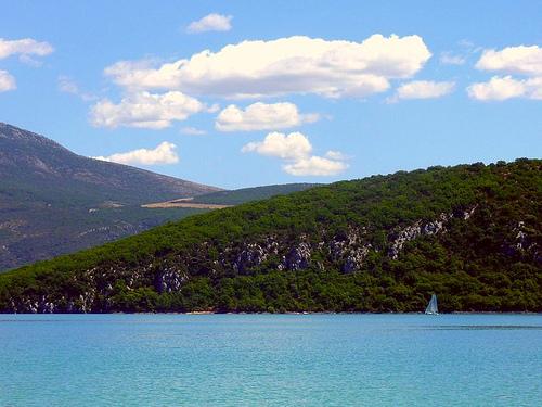 Lac de Sainte-Croix du Verdon  par nic( o )