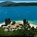 Bleu intense - Le Lac de Sainte Croix par Sylvia Andreu - Sainte Croix du Verdon 04500 Alpes-de-Haute-Provence Provence France
