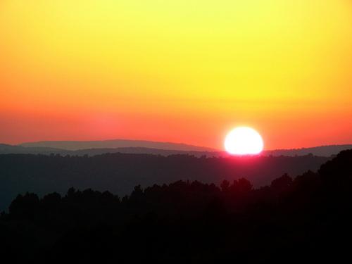 Là où le soleil se couche par Margotte apprentie naturaliste 3
