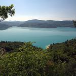 Lac de Sainte-Croix par  Alexandre Santerne  - Sainte Croix du Verdon 04500 Alpes-de-Haute-Provence Provence France