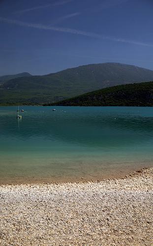 Lac de St Croix par  Alexandre Santerne 