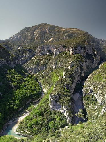 Gorges du Verdon by  Alexandre Santerne 