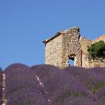 Bicoque provençale avec vue by chris couderc - Valensole 04210 Alpes-de-Haute-Provence Provence France