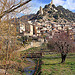 Village et tour du guet - Volonne by Charlottess - Volonne 04290 Alpes-de-Haute-Provence Provence France