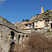 La tour et village de Volonne par Charlottess - Volonne 04290 Alpes-de-Haute-Provence Provence France