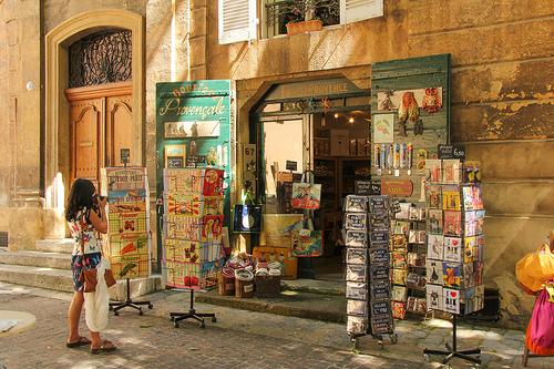 Rue Gaston de Saporta - Aix-en-Provence par Meteorry