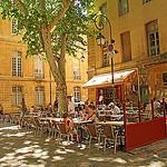 Place des Martyrs de la Résistance par Meteorry - Aix-en-Provence 13100 Bouches-du-Rhône Provence France