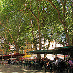 Place Richelme by Meteorry - Aix-en-Provence 13100 Bouches-du-Rhône Provence France