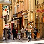 Rue du Maréchal Foch par Meteorry - Aix-en-Provence 13100 Bouches-du-Rhône Provence France