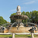 Fontaine Place du Général de Gaulle par Meteorry - Aix-en-Provence 13100 Bouches-du-Rhône Provence France