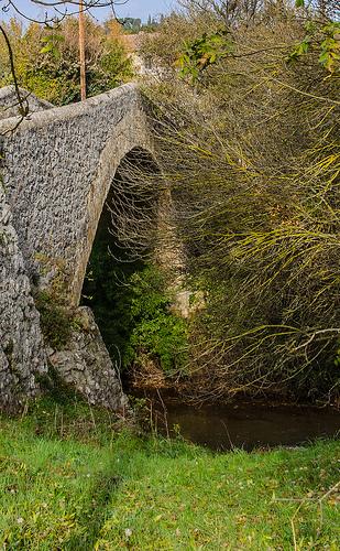 Le pont des 3 sautets par Nath R.