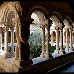 Le Cloître de la cathédrale Saint-Sauveur by J@nine - Aix-en-Provence 13100 Bouches-du-Rhône Provence France