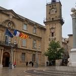 Hotel De Ville d'Aix par Art Blackburn - Aix-en-Provence 13100 Bouches-du-Rhône Provence France