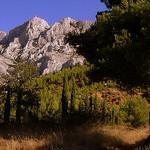Sainte-Victoire mountain by perseverando - Aix-en-Provence 13100 Bouches-du-Rhône Provence France