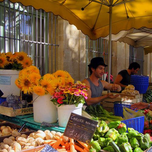 Market : instant sunshine! by perseverando