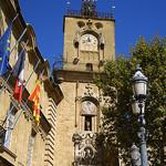 Hôtel de Ville de Aix en Provence par perseverando - Aix-en-Provence 13100 Bouches-du-Rhône Provence France