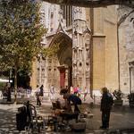 Saint Sauveur Cathedral in Aix par perseverando - Aix-en-Provence 13100 Bouches-du-Rhône Provence France