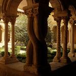 Saint Sauveur cloisters by  - Aix-en-Provence 13100 Bouches-du-Rhône Provence France