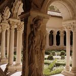 St Peter - Saint-Sauveur Cloister by  - Aix-en-Provence 13100 Bouches-du-Rhône Provence France
