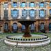 Place d'Albertas, Aix en Provence par Boccalupo - Aix-en-Provence 13100 Bouches-du-Rhône Provence France