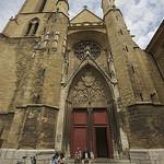 Eglise Saint-Jean de Malte - Aix-en-Provence par bluerockpile - Aix-en-Provence 13100 Bouches-du-Rhône Provence France