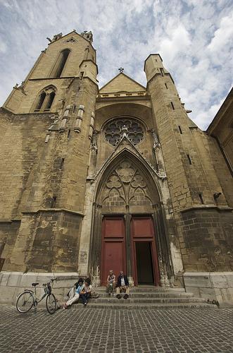 Eglise Saint-Jean de Malte - Aix-en-Provence by bluerockpile