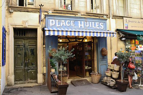 Place aux Huiles - Huiles de Provence par STINFLIN Pascal
