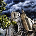 Clocher de la Cathédrale Saint Sauveur by  - Aix-en-Provence 13100 Bouches-du-Rhône Provence France