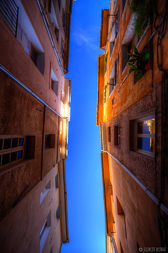 South Colors in the Provence sky par NeoNature