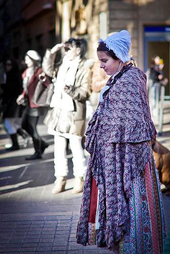 Epiphanie : La marche des Rois à Aix. par Look me Luck Photography