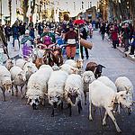 Epiphanie : La marche des Rois à Aix. par  - Aix-en-Provence 13100 Bouches-du-Rhône Provence France