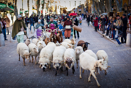 Epiphanie : La marche des Rois à Aix. by Look me Luck Photography