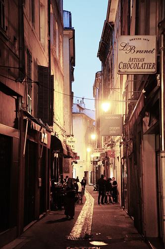 Rue Laurent Fauchier by 6835