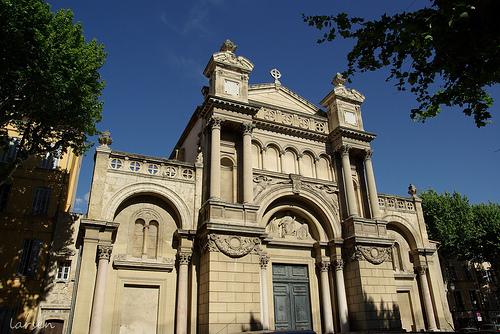 Aix-en-Provence - Eglise de la Madeleine by larsen & co