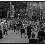 Festival C'est Sud : on danse dans les rues d'aix par Alain Taillandier - Aix-en-Provence 13100 Bouches-du-Rhône Provence France