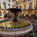 Fontaine d'Albertas - Dans la cour de l'Hôtel d'Aix en Provence by pierre.arnoldi - Aix-en-Provence 13100 Bouches-du-Rhône Provence France